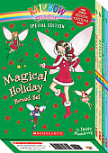 Magical Holiday Boxed Set (Rainbow Magic Special Edition): (includes Four Sparkly Special Editions!)