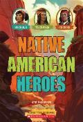 Native American Heroes Osceola Tecumseh & Cochise