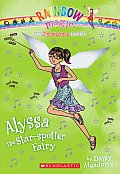 Superstar Fairies 6 Alyssa the Star Spotter Fairy A Rainbow Magic Book