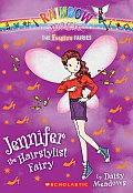 Fashion Fairies 05 Jennifer the Hairstylist Fairy A Rainbow Magic Book