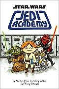 Star Wars: Jedi Academy #1