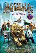 Spirit Animals 01 Wild Born