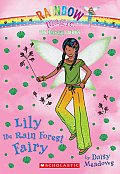 Earth Fairies 05 Lily the Rain Forest Fairy