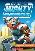 Ricky Ricottas Mighty Robot 01