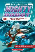 Ricky Ricottas Mighty Robot 04 vs The Mecha monkeys From Mars Book 4