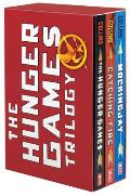 Hunger Games Trilogy Box Set Paperback Classic Collection