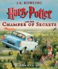 Harry Potter and the Chamber of Secrets: Illustrated Edition (Harry Potter #2)