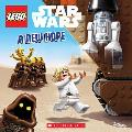 New Hope Episode 4 LEGO Star Wars 8x8