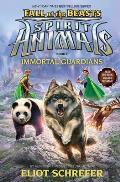 Spirit Animals Fall of the Beast 01 Immortal Guardians