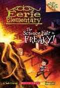 Eerie Elementary 04 Science Fair Is Freaky a Branches Book