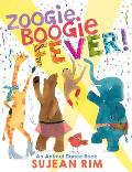 Zoogie Boogie Fever an Animal Dance Book