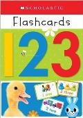 Write & Wipe Flashcards First Words Scholastic Early Learners
