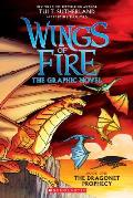 The Dragonet Prophecy: Wings of Fire the Graphic Novel 1