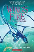 The Lost Heir: Wings of Fire Graphic Novel 2