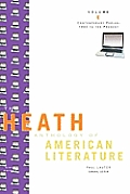 Heath Anthology of American Literature Contemporary Period 1945 to the Present Volume E
