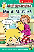 MARTHA SPEAKS MEET MARTHA