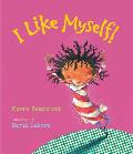 I Like Myself Lap Board Book