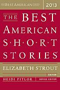 Best American Short Stories 2013