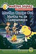 Martha Speaks Martha Camps Out Bilingual Edition Reader