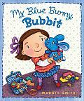 My Blue Bunny Bubbit