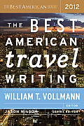 Best American Travel Writing 2012