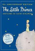 Little Prince 70th Anniversary Gift Set Book & Unabridged Audio