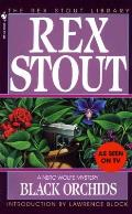 Black Orchids: A Nero Wolfe Mystery: Nero Wolfe 9