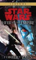 Heir To The Empire: Star Wars: Thrawn Trilogy 1