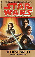Jedi Academy 01 Jedi Search Star Wars