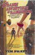 Strange Adventures Of Rangergirl