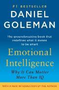 Emotional Intelligence 10th Anniversary Edition