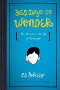 365 Days of Wonder Mr Brownes Book of Precepts