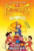 Lemoncello 02 Mr Lemoncellos Library Olympics