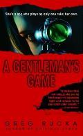 Gentlemans Game Queen & Country 01