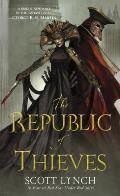 Republic of Thieves Gentlemen Bastards Book 03