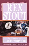 Before Midnight: A Nero Wolfe Mystery: Nero Wolfe 25