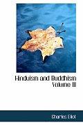 Hinduism and Buddhism Volume III