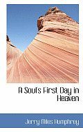 A Soul's First Day in Heaven