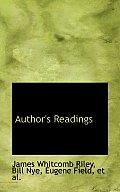 Author's Readings