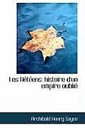 Les Hactacens: Histoire D'Un Empire Oubliac