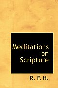 Meditations on Scripture