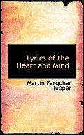 Lyrics of the Heart and Mind