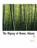 The Odyssey of Homer, Volume I