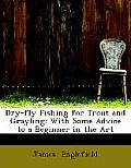 Dry-Fly Fishing for Trout and Grayling: With Some Advice to a Beginner in the Art (Large Print Edition)