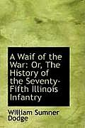 A Waif of the War: Or, the History of the Seventy-Fifth Illinois Infantry