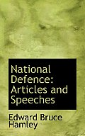 National Defence: Articles and Speeches