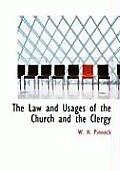 The Law and Usages of the Church and the Clergy