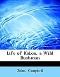 Life of Kaboo, a Wild Bushman