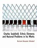 Charles Sealsfield: Ethnic Elements and National Problems in His Works (Large Print Edition)