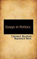 Essays in Politics